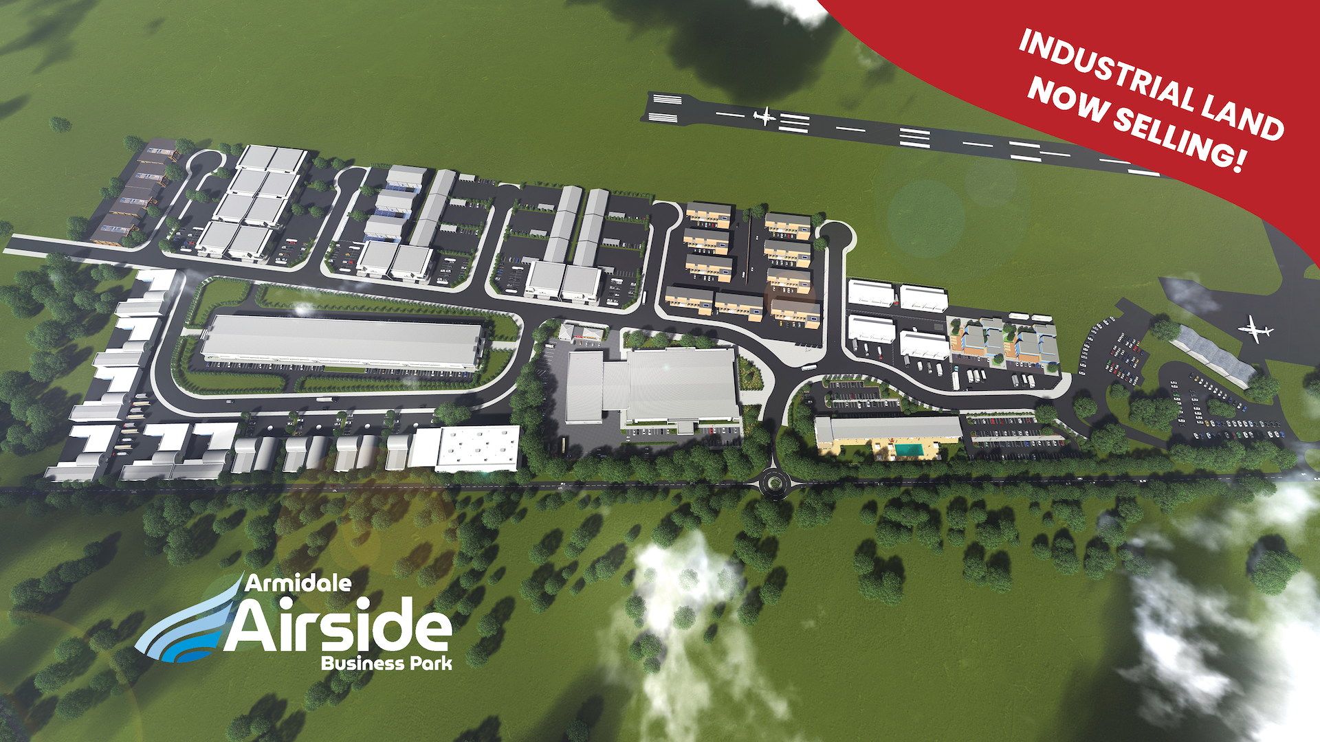 Armidale Airside Planning Graphics